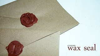 How to Make Wax Seal