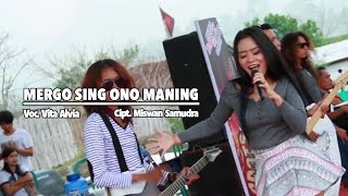 Download Video Vita Alvia - Mergo Sing Ono Maning (Official Music Video) MP3 3GP MP4