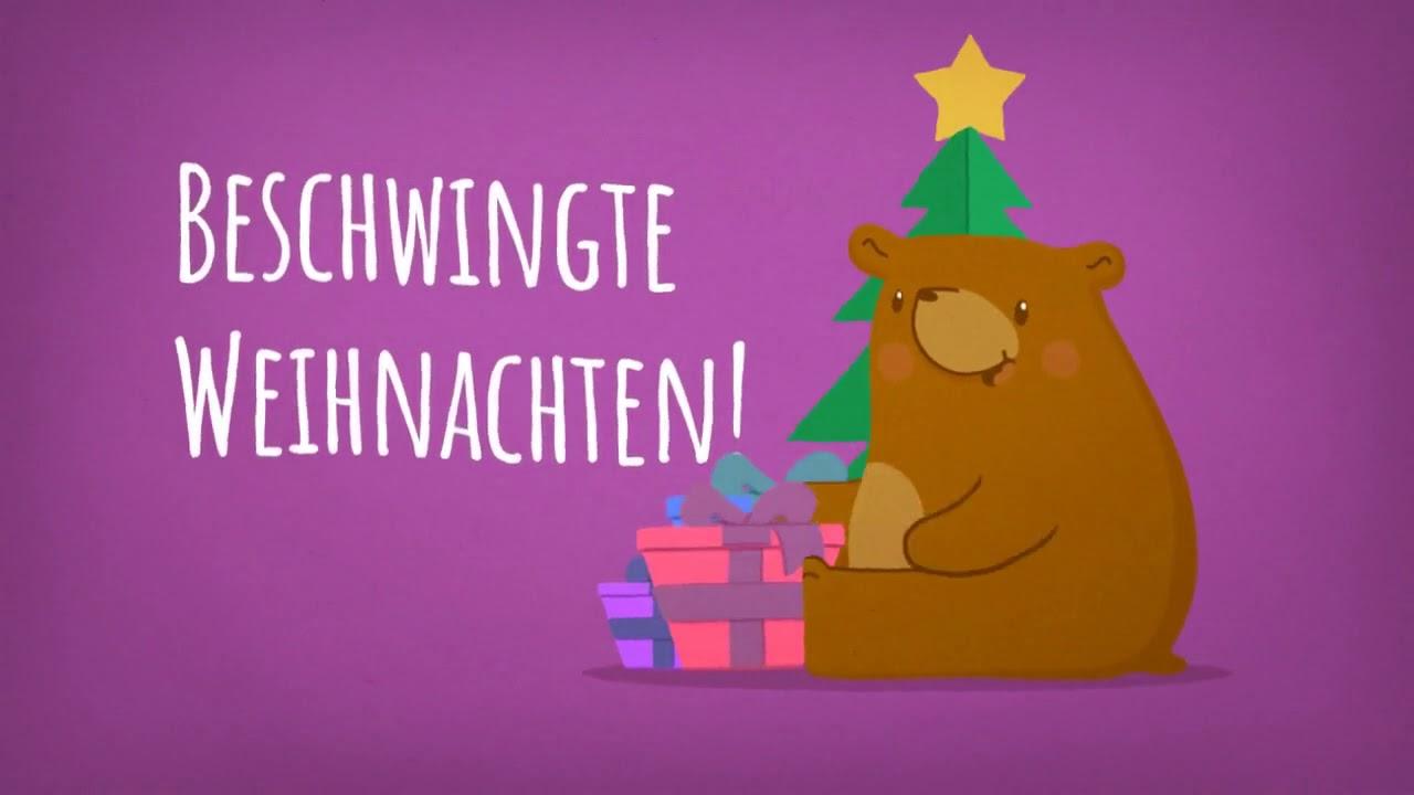 Familiäre Weihnachtsgrüße.Produktvideos Und Mehr Videobaker