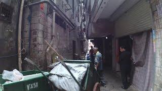 Экскурсия. Трущобы в центре Гуанчжоу. Жесть и ужас Китая