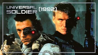 Universal Soldier 1992 Review Youtube