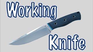 WorkingKnife на выставке «Клинок» осень - 2016г.