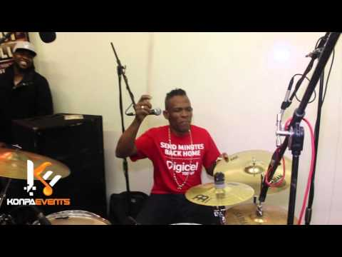 Roro Djakout #1 -  Drum Session @ Madame...