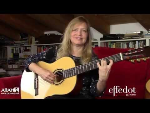 Muriel Anderson: Effedot Guitars
