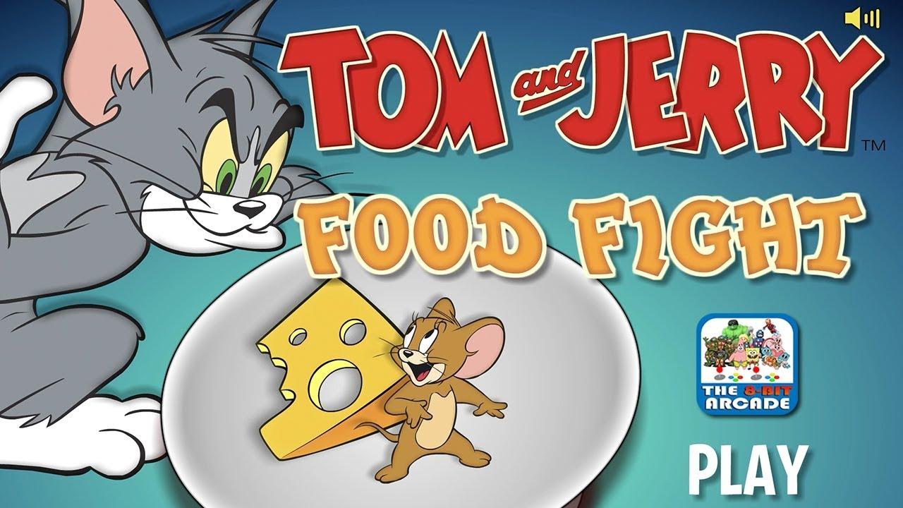 Www Cartoon Network Tom And Jerry Food Fight Com   cartoon ...