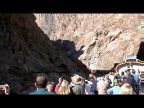 Colorado Royal Gorge and Train