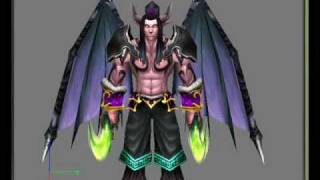 WOW Models In Warcraft 3 & Other RPG'S