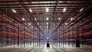 Промышленный электромонтаж, обзор LED освещения для производственных и складских помещений