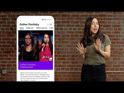 Learn about Cake with Esther Povitsky