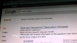 Solar and Heliospheric Observatory Is Off Air Yet Again