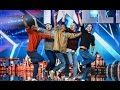 Top 5 Golden Buzzer Audition British's Got Talent 2015 | BEST AUDITIONS