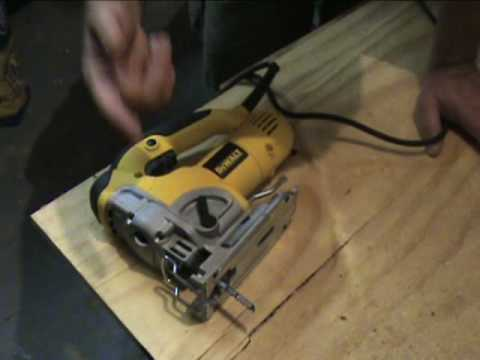 Dewalt jig saw youtube dewalt jig saw greentooth Images