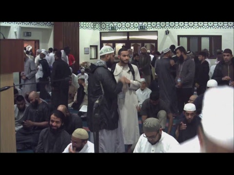 LIve Tarawih Khutbah East London Mosque