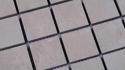 Travertino Beige 2X2 Matte Mosaic - 101412985
