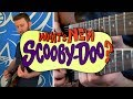 Whats New Scoobydoo Theme On Guitar