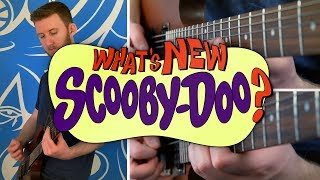 Download Mp3 What s New Scooby Doo Theme on Guitar
