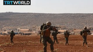 The War in Syria: Syrian refugee returns to fight with the FSA