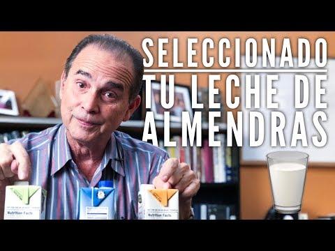 Episodio #1361 Seleccionando tu leche de almendras