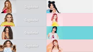 How Little Mix Would Sing (ft Mamamoo)...Gogobebe by Mamamoo