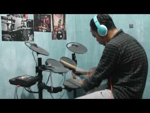 Drum Cover Nidji - Arti Sahabat By : Aguzrush