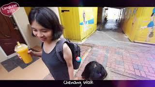 [2019-11-02] Langkawi - Chenang Walk & others