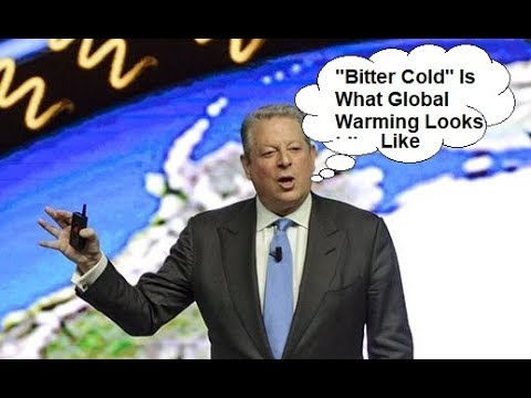GSM Update 1/6/18 - Al Gore Is Back - 1896 Records Fall - Cadovar Erupts - Glacial Science