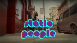 Static People - Monkey Scratches