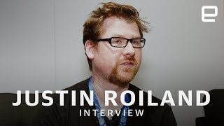 Justin Roiland Interview at E3 2018