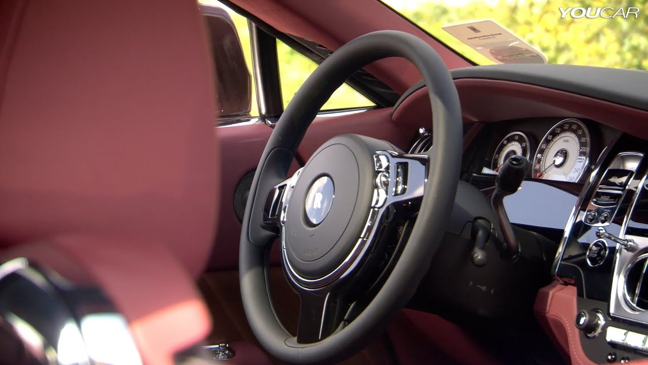 rolls royce wraith interior youtube. Black Bedroom Furniture Sets. Home Design Ideas