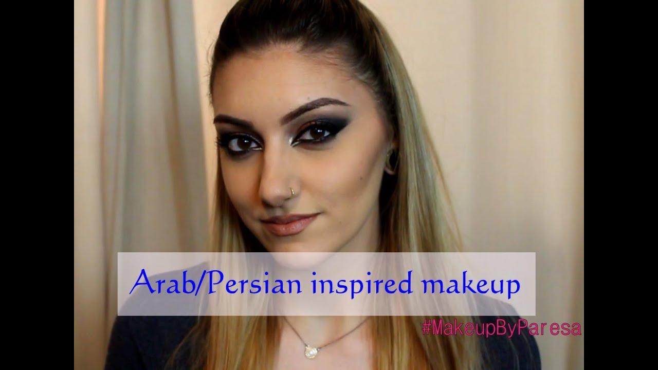 Persian makeup