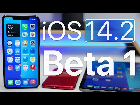 IOS 14.2 Beta 1 Is Out! - What's New?