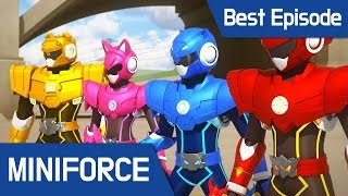 Miniforce Best Episode 3