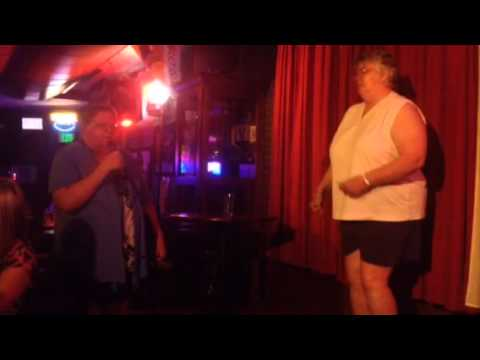 Hilarious Old Women Karaoke & Dance to Dragula by Rob Zombie