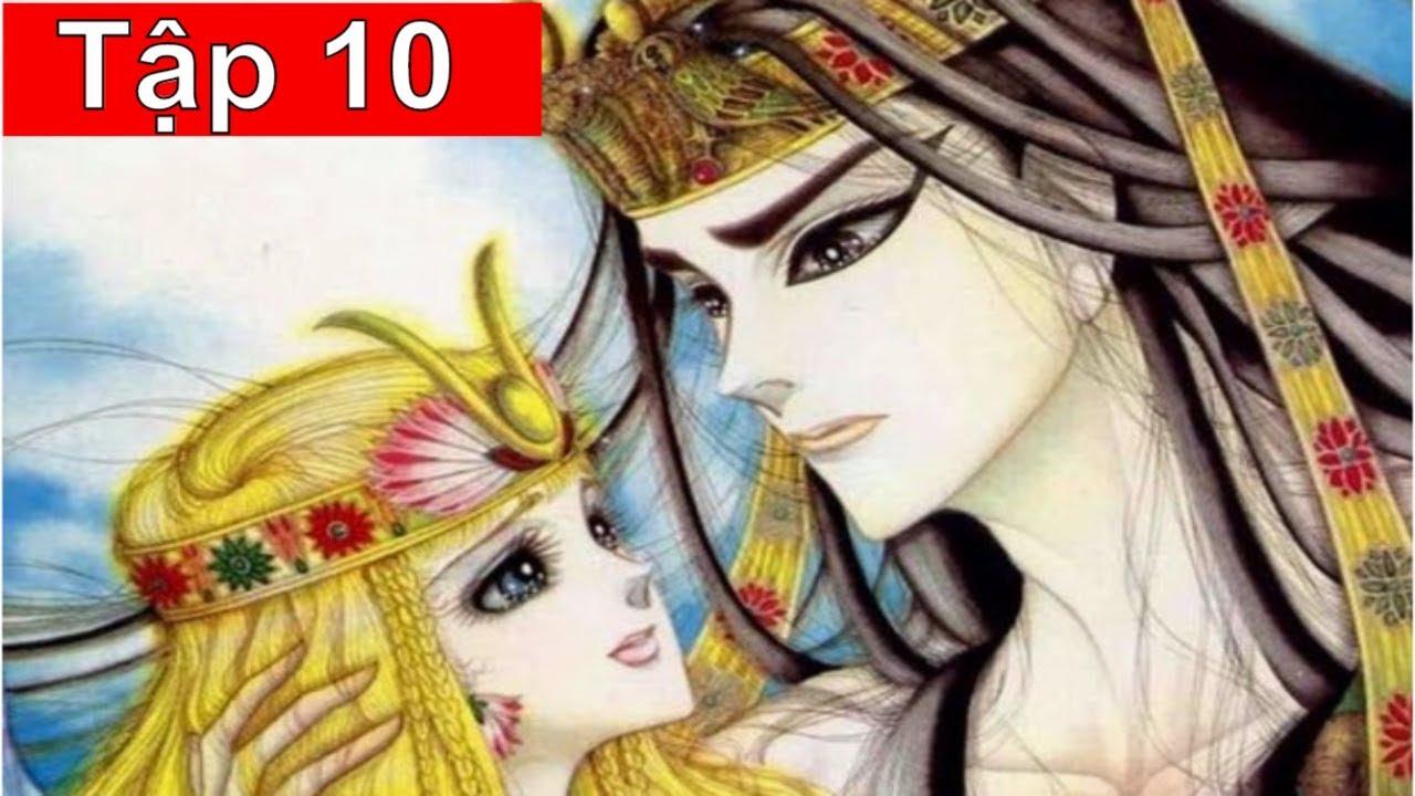 Nữ Hoàng Ai Cập Tập 10: Truy Tìm Hoàng Phi Mất Tích (Bản Siêu Nét)