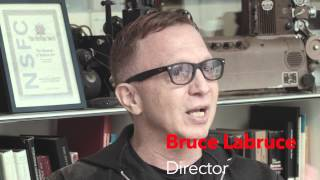 Bruce Labruce, a portrait in video CHAPTER TWO: Pasolini, Warhol and my other masters