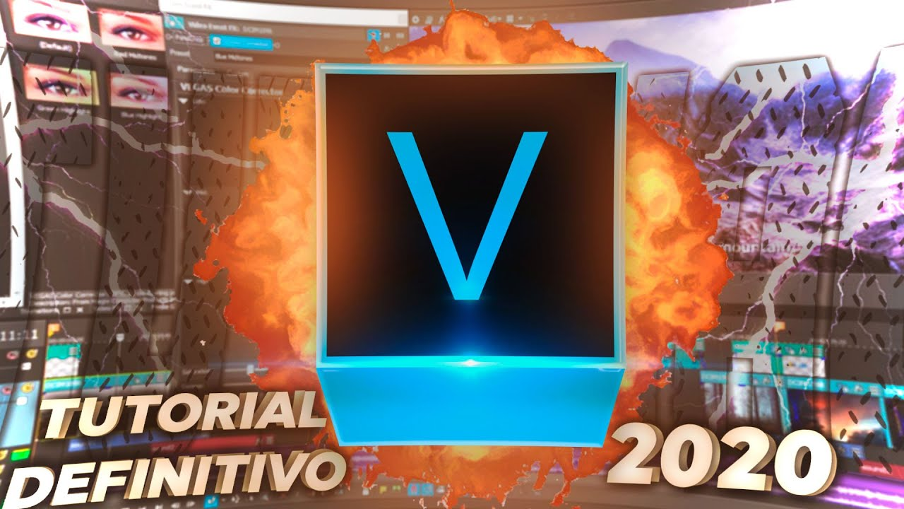 COMO EDITAR VIDEOS PARA YOUTUBE EN SONY VEGAS / TUTORIAL 2020 COMPLETO FÁCIL