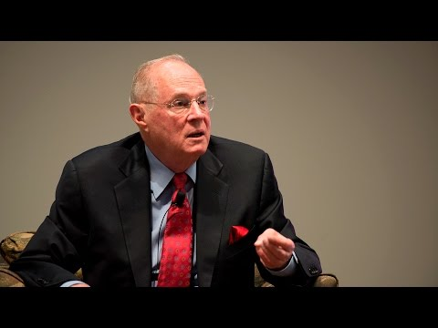 Conversation with the Honorable Anthony M. Kennedy Associate Justice, United States Supreme Court