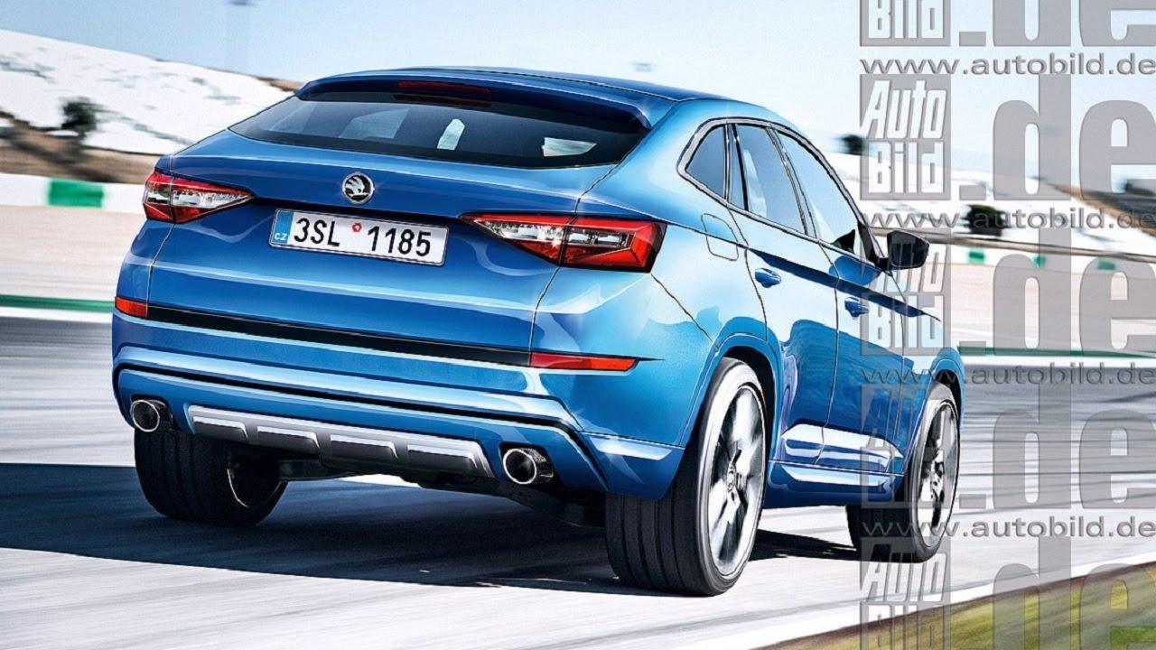 skoda auto upcoming models 2016-2019 - youtube