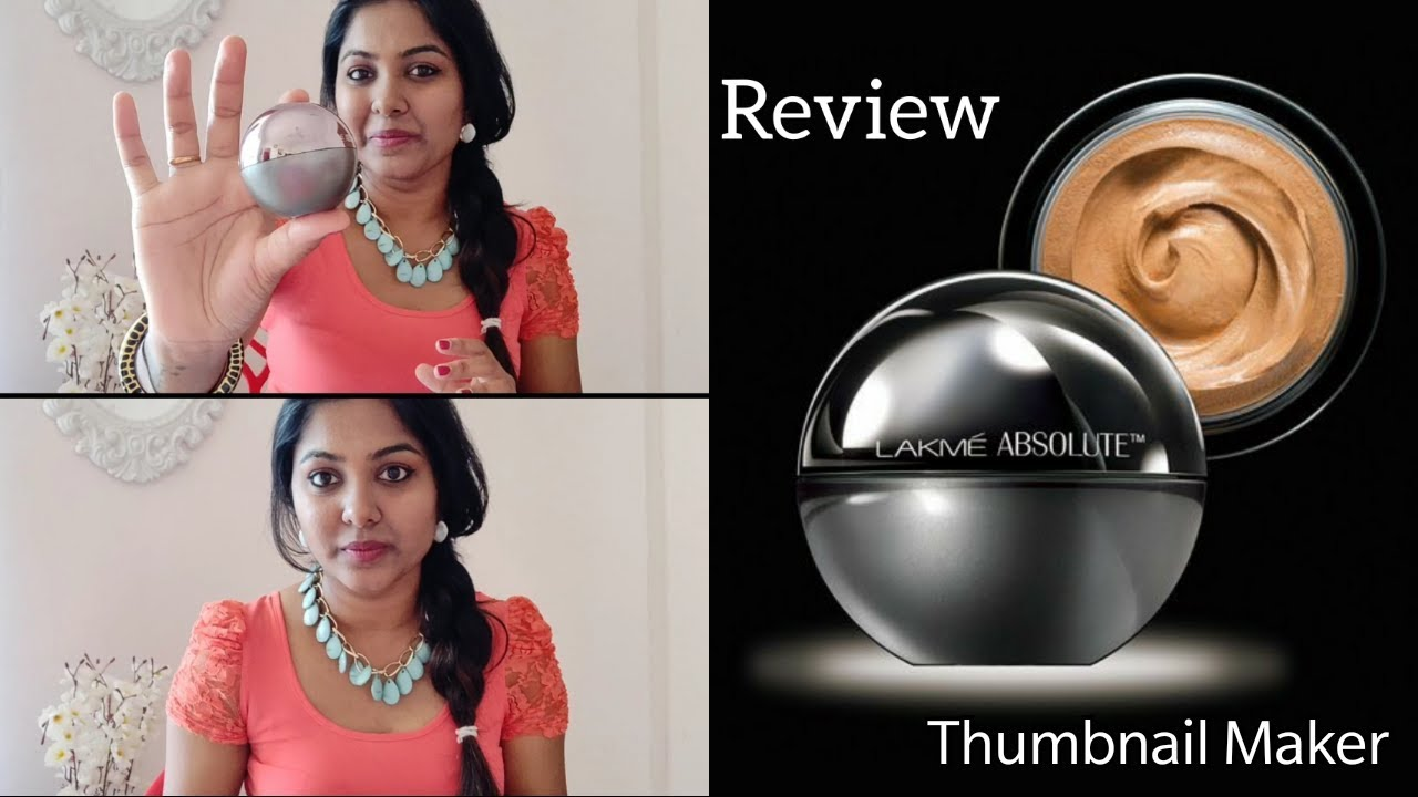 Lakme Absolute Skin Natural Mousse Ivory Fair Review Lakme Absolute Mattreal Skin Natural Mousse Youtube
