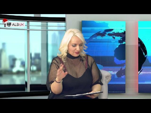 Biseda në Londer - Dr. Shyqyri Haxha