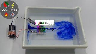 Magnetohydrodynamische Pumpe (MHD-Pumpe)