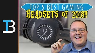 Video Top 5 Best Gaming Headsets of 2018 download MP3, 3GP, MP4, WEBM, AVI, FLV Juli 2018