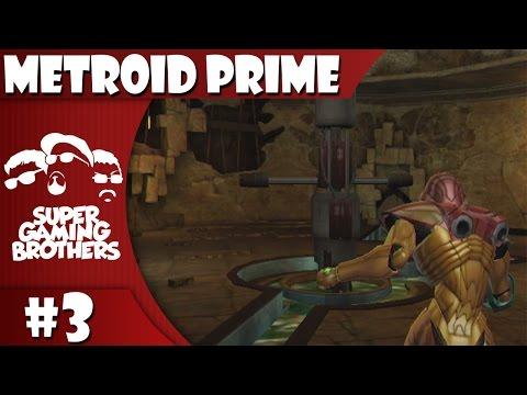SGB Play: Metroid Prime  Part 3  Feel The BURN!