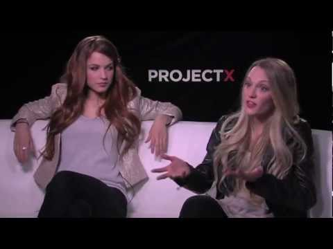 The Girls Of Project X   Empire Magazine