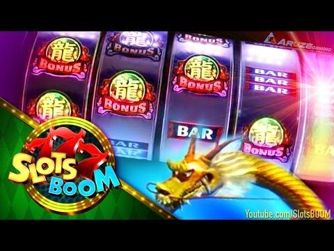 King of Dragons Bonus - 2c Aruze Gaming Video Slot