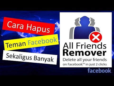 Di antara teman facebook yang begitu banyaknya pastinya ada teman yang sudah tidak aktif, nah bagaim.