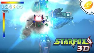 Star Fox 64 3D   Citra Emulator Canary 454 (GPU Shaders, Full Speed!) [1080p]   Nintendo 3DS