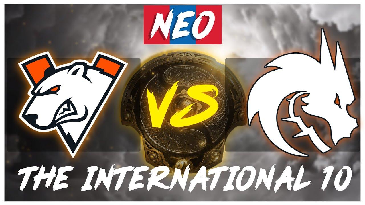 Download TI 10,DAY 8   Spirit vs VP Ti 10 Lower bracket Round 4 MN CAST BY NEO