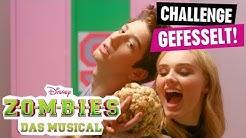 ZOMBIES - DAS MUSICAL // Die Zombies-Challenge: Gefesselt | Disney Channel
