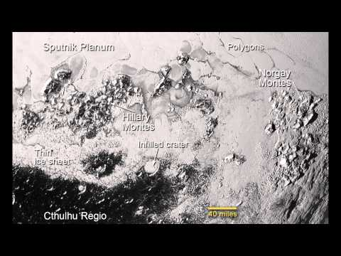Astronomy For Everyone - Episode 76 - New Horizons/Pluto
